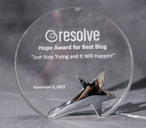 2013 Hope Award Image