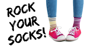 Walk Rock Your Socks Logo 1
