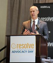 Representative Rick Larsen Speaking at 2014 Advocacy Day