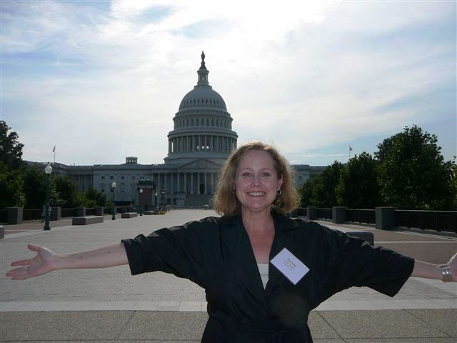 Renee Whitely, RESOLVE Advocacy Committee Co-Chair